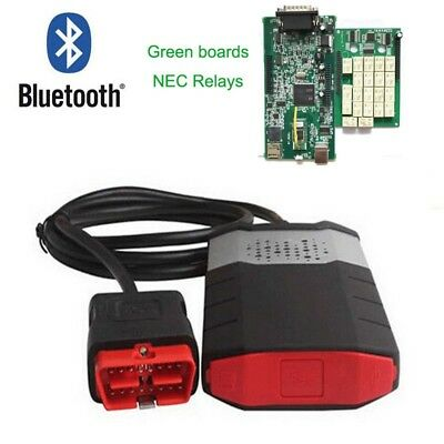 Bluetooth Car Diagnostic Tool Scanner Tester Kit VCI D OBDII for Auto Cars Truck