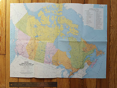 Map of Oil and Gas Pipelines & Air Routes, 1969 Canadian Geographical Society