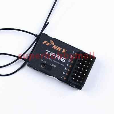 FrSky TFR6 7Channel 2.4GHz FASST Compatible Receiver for RC plane