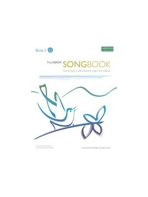The ABRSM Songbook Book 2 Learn to Play EXAM Lesson Tutor Instruction MUSIC BOOK