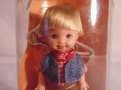 Tommy Halloween Party Cowboy Lil Friend of Kelly Mattel Barbie 2000 Target LE