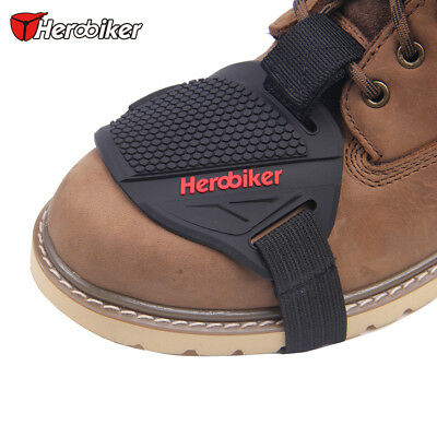 HEROBIKER Motorcycle Gear Shift Shoe Boots Wear-resisting Rubber Protector New