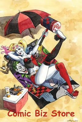 Harley Quinn #27 (2017) 1St Printing Bagged & Boarded Dc Universe Rebirth