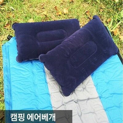 Nomad Camping Mini Inflatable Air Pillow Bed Cushion Travel Hiking