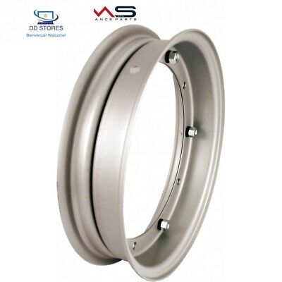 RIM Split standard Grey 2.10–10 'for Vespa ET3 125/PV/S XL/XL2/125 TS/150 GL etc