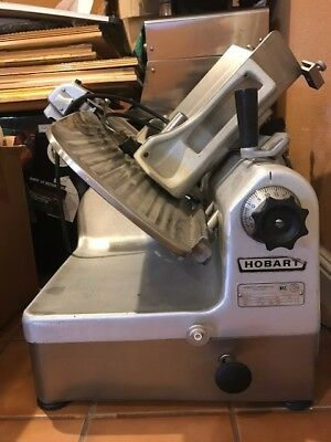 Hobart Automatic Slicer 1912 Commercial Deli Meat Cheese