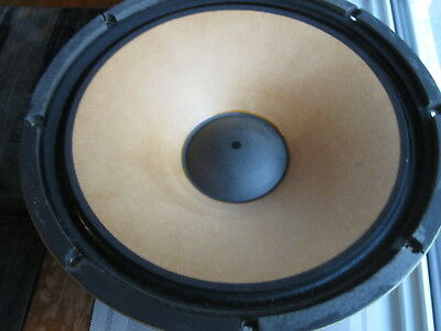 RARE Single Vintage  AKAI SW-177 15 inch  Woofer   2 Available  Exc Cond