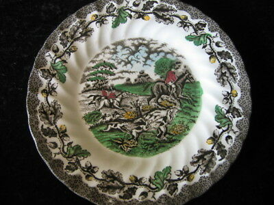 Vintage Myott Country Life Side Plate
