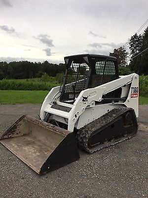 2007 Bobcat T180 Skid Steer Loader Track Machine WE SHIP!
