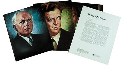 Alfred Portraits of Famous Composers Set 2 Modern