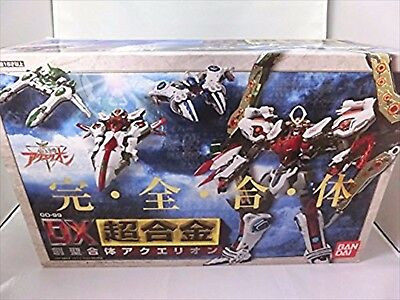 Bandai DX Chogokin GD 99 Genesis Of Aquarion From Japan F S Used