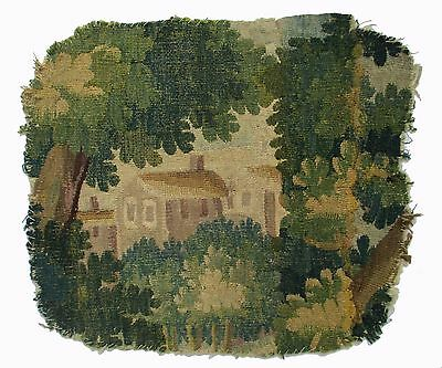 An Antique Tapestry Upholstery