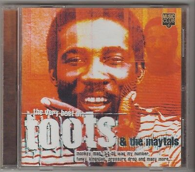 Toots and the Maytals   THE VERY BEST OF