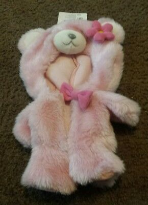 Hello Kitty outfit Snuggie Sanrio Dress Up - Cute Pink Bear Velcro Seal