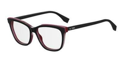 8ff3bc5cb5 FENDI EYEGLASSES FF 0251 0807 Black 54MM -  164.00