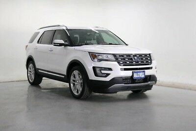 2017 Ford Explorer Limited Sport Utility 4-Door 2017 Ford Limited
