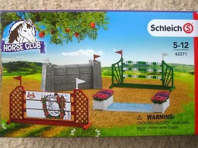 Schleich Horse Club Show Jumping Course 42271 - NEW IN BOX