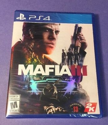 Mafia III [ Mafia 3 ] (PS4) NEW