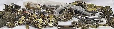 Lg Lot of  Vintage & NOS Assorted Sizes & Styles Drawer Pulls
