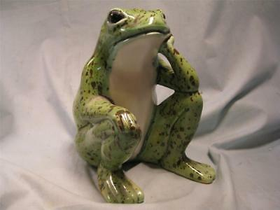 The Thinker FROG