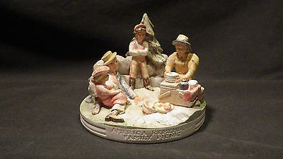 Sebastian Miniatures America Remembering Family Pinic 1979