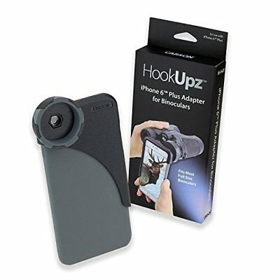Carson HookUpz IPhone 6 Plus Digiscoping Adapter for Most Full Sized