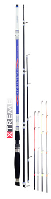 New COLMIC ADRIATICA 3.80m 30-200g 6-18kg Carbon Surf Multi Tips Rods