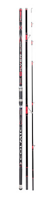 New COLMIC SILVER SURF 4.20m (100-250g) - HIGH END CARBON SURF ROD