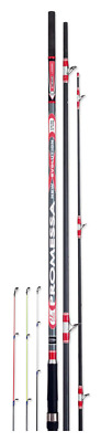 COLMIC PROMESSA NX New Evolution- High End Surf and Beach Ledgering Carbon Ro...