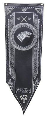Game Of Thrones House Stark Tournament Banner Fabric Poster Wall Vibrant