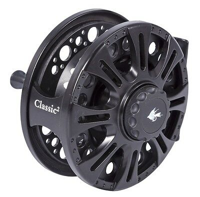 Snowbee Classic2 Large Arbor Fly Reel #3/4 Wt Disc Drag Brand New