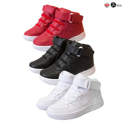 Kids Shoes Sport Running Shock Absorbing Boys Girls Infants Shoes Trainers Uk