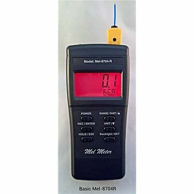 Mel EMF Meters 8704R Paranormal Ghost Hunting Instrument New