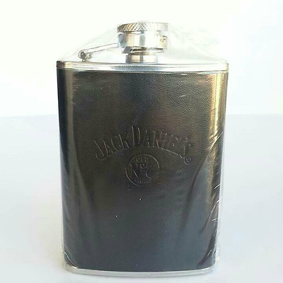 Jack Daniel's metal flask oz 4 OLD NO 7