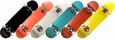 Renner Z Series Complete Skateboard - Various Colours