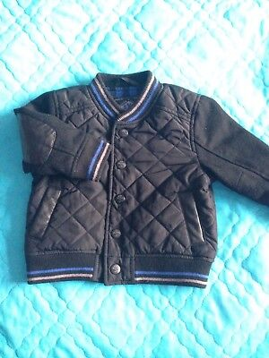 Baby boy coat from NEXT, size 6-9 months