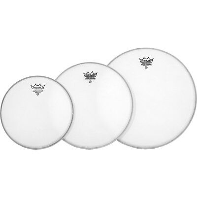 Remo Emperor Tom Drumhead Pack Fusion Coated