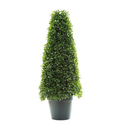 NEW Green Artificial Boxwood Topiary Florabelle Planters