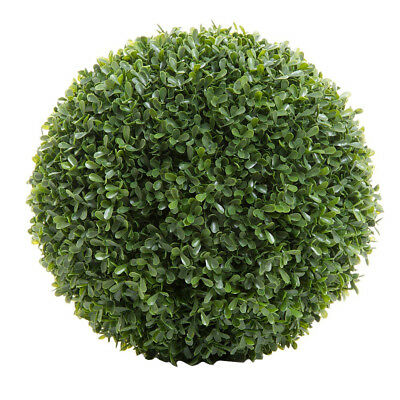 NEW Green Artificial Boxwood Ball Florabelle Planters