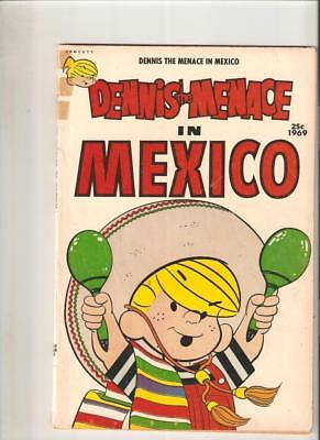 Dennis the Menace in Mexico (1969)