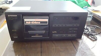 PIONEER PD-F606 25 Disc CD Player - High Quality - Excellent Condition