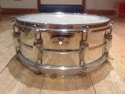 "PEARL SNARE DRUM 14"" x 5"""