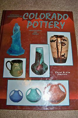 Identification/price Guide Book On Colorado Pottery