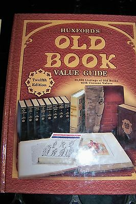 Identification/price Guide Book On Collectible Old Books #2