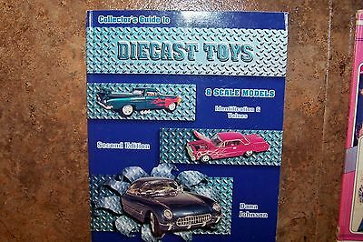 Identification/Price Guide Book On Die Cast Toys