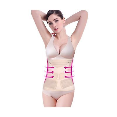 Yosoo 3 in 1 Breathable Elastic Postpartum Support - Recover Belly/waist/... New
