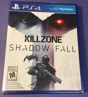 Killzone [ Shadow Fall ] (PS4) NEW