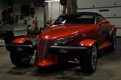 2001 Plymouth Prowler Cab 86 miles in the plastic perfect prowler