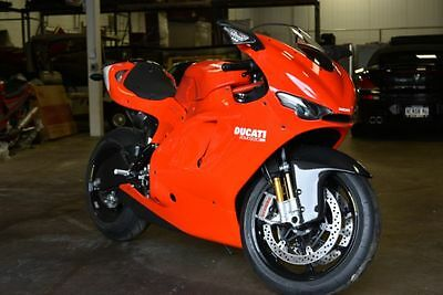 2008 Ducati Superbike  Ducati Desmosedici RR one of a kind #172