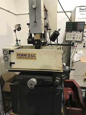 Charmilles EDM sinker Form 2- LC - Great Condition